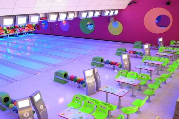 Bowling Lanes New
