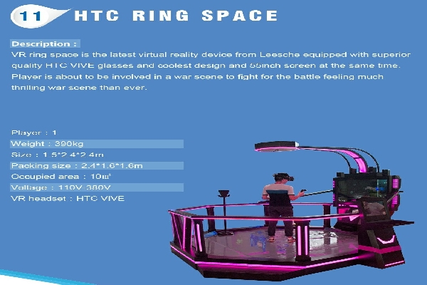 HTC Ring Space