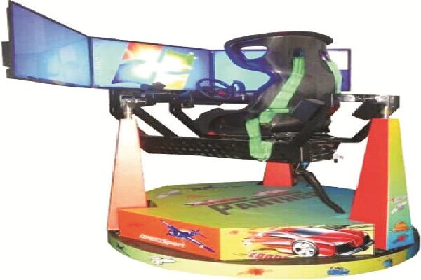 Motion Racing Car
