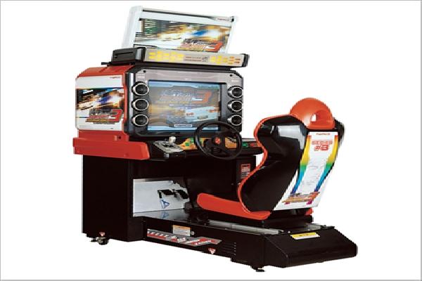 Sega Car Race