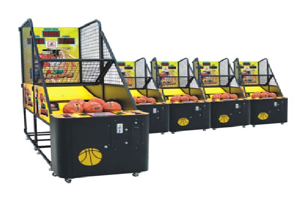 Basket Ball Machine