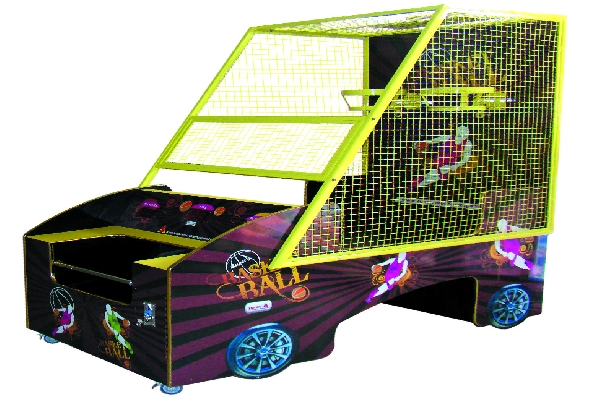 Car Basket Ball 2 PL