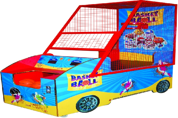 Car BasketBall 1 PL
