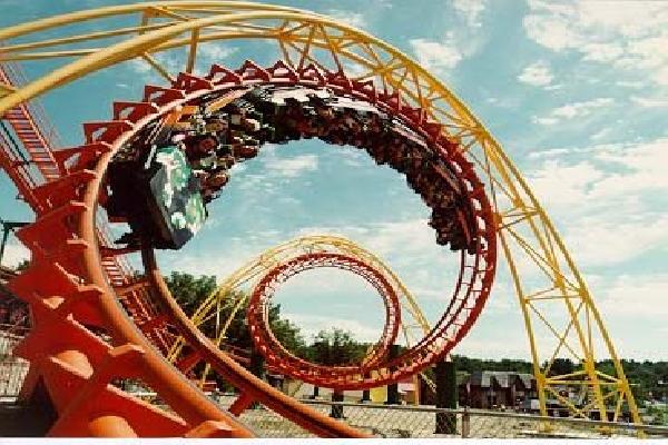 Rollercoaster Ride 1