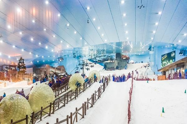 Dubai Ski Dubai