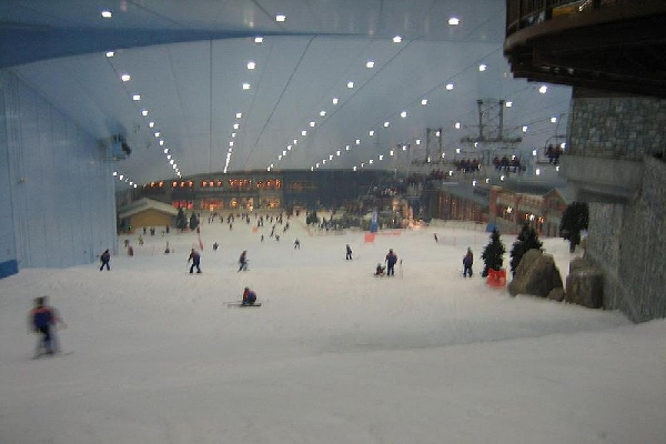 Dubai Ski Dubai-1