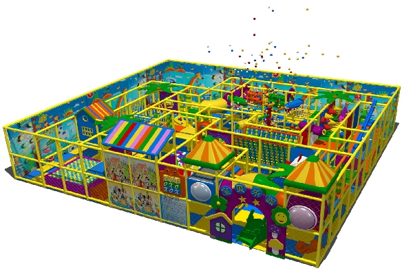 Softplay Stations 1