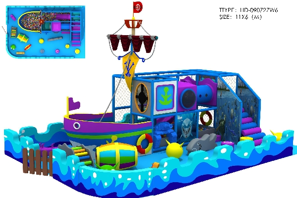 Softplay Stations 4
