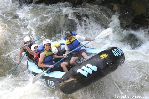 Wild Water Rafts