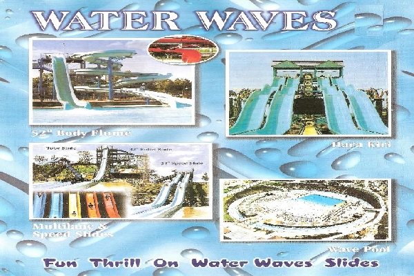 Water Waves Slide