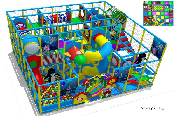 Children Games & Rides