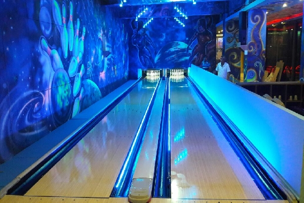 Used Bowling Alley