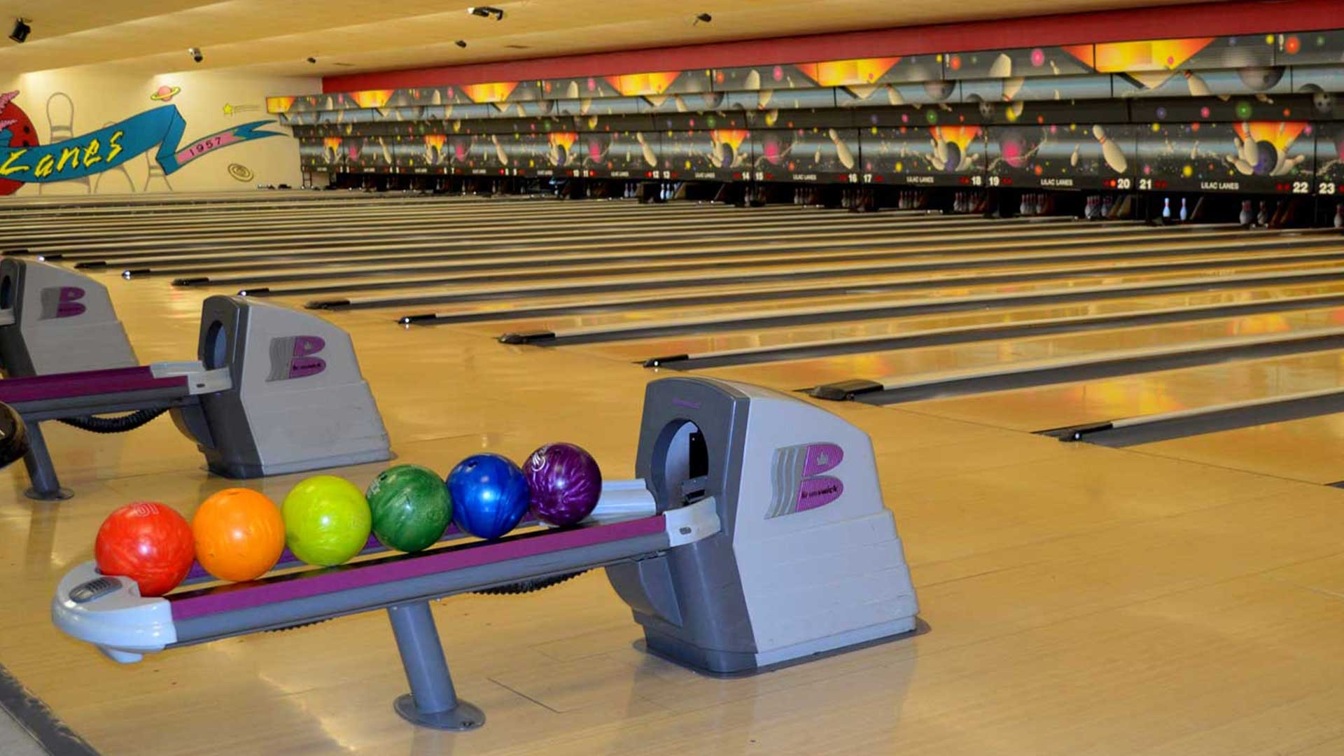 Indesign International | Bowling Lanes Alley in India | 4D